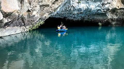 Altınbeşik Mağarası'na Turistlerden Büyük İlgi