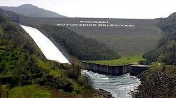 Yuvacık Barajı Dolunca Kapaklar Açıldı