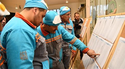 Taşeron İşçiler Bugün Kadroya Geçiyor