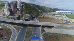 Kanuni Bulvarı Projesi'nde Bir Tünel Daha Açıldı