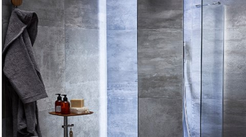 VitrA'dan Karoyla Kaplanabilen Duş Kolunu