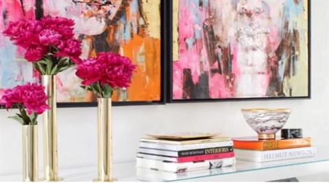 Renk Tutkunlarına Dekorasyon Önerileri