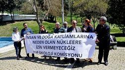 HDP'lilerden Nükleer Santral Protestosu
