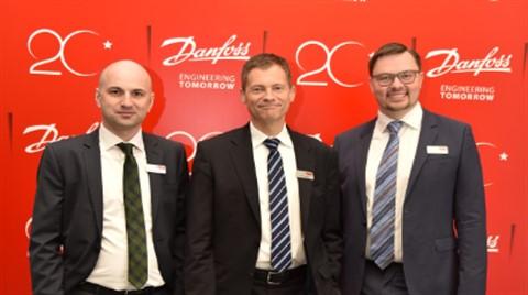Danfoss'un Türkiye'deki 20. Yılı