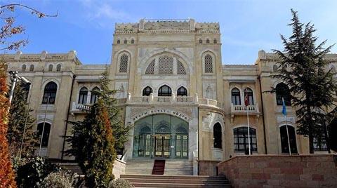 Devlet Resim Heykel Müzesi'ne Yüksek Teknolojili Koruma