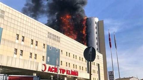 ÇATIDER'den Hastane Yangını Sonrası Açıklama