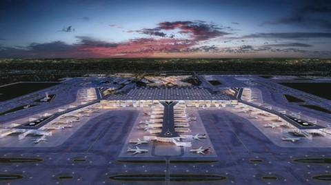 Yeni Havalimanı'na 14 Bin Kişi Başvurdu