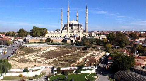 Selimiye Camii'nde Siluet Endişesi