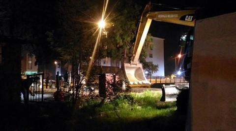 Köy Enstitüsü Parkı AVM İçin Yıkıldı