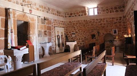 Aziz Aho Manastırı 1 Asır Sonra İbadete Açıldı