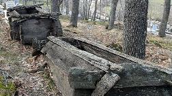 Ahşap Mezarların Sırrı Çözülemedi