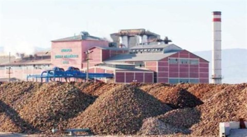 Turhal'da Şeker İsyanı