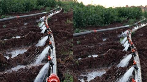 Tarımsal Sulamada Elektrik Tüketimi Yüzde 260 Arttı