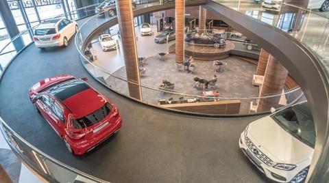 Mercedes-Benz'in Yıldız Mimarisi İstanbul'da