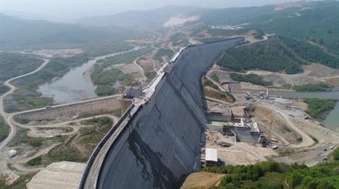 Melen Barajı'nda Sona Gelindi