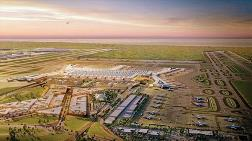 Yeni Havalimanı'na 6 Bin M2'lik 'Lounge'