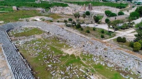 12 Bin Kişilik Antik Stadyum, Eski Görkemine Kavuşuyor