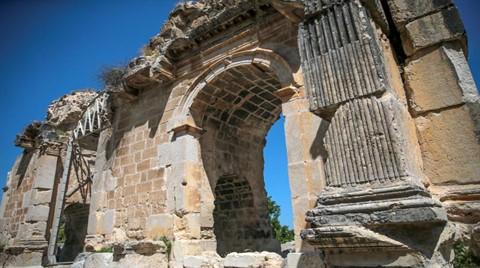 Anavarza İçin Hedef 'UNESCO Kalıcı Miras Listesi