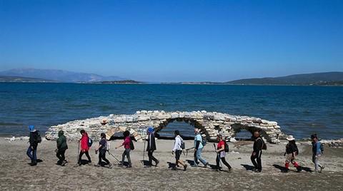 8 Bin Yıllık Tarihte Yolculuk: Efes-Mimas Yolu