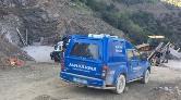 Freni Boşalan Beton Mikseri 2 İşçiyi Öldürdü