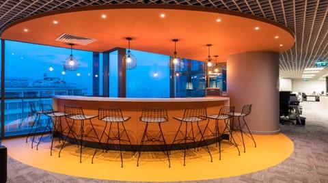 EDDA Mimarlık'tan Kullanıcı Odaklı Ofis Tasarımı