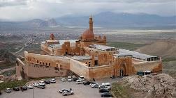 İshak Paşa Sarayı'na 9 Milyon Liralık Çevre Düzenlemesi