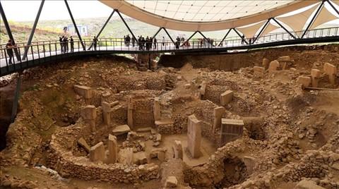 Göbeklitepe'ye Stonehenge Modeli