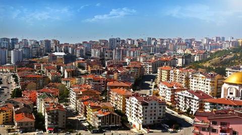 Türkiye, Konut Fiyat Artışında Euro Bölgesi'ni 16'ya Katladı