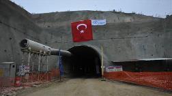 Tünelin Tamamlanmasına 100 Metre Kaldı