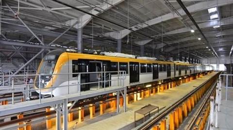 Yenikapı-Halkalı Metrosu da Sürücüsüz Olacak