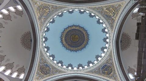 Çamlıca Camisi 35 Gün Sonra Açılıyor