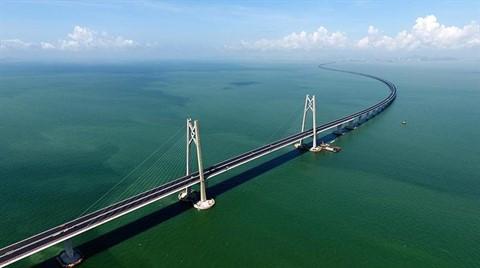 Dünyanın En Uzun Köprüsü Açılıyor