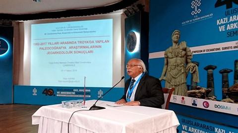 Arkeoloji Dünyası Çanakkale'de Buluştu