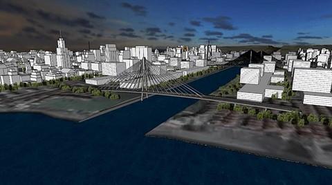 Kanal İstanbul'a Güney Koreli Talip