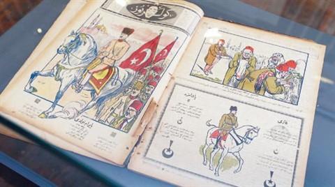 Atatürk Karikatürleri Sergileniyor