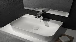 Modern Banyolar İçin Soft ve Yalın Bir Tasarım