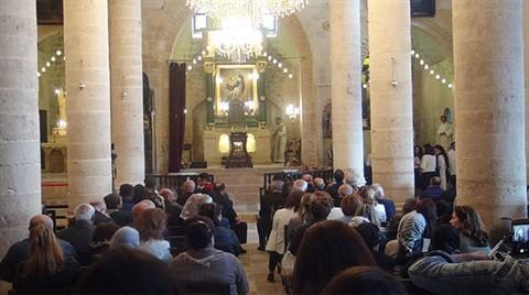 Mardin'de Bir Kilise Daha İbadete Açıldı