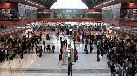 Sabiha Gökçen Havalimanı Yolcu Sayısını Artırdı