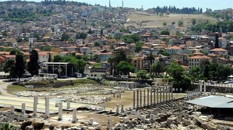 İzmir Tarih Projesi'ne 20 Milyon Liralık Destek