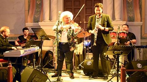 Avrupa'nın 2'nci Büyük Sinagogunda Müzik Ziyafeti