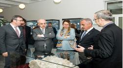 İTÜ Maden Fakültesi Mineraller ve Kayaçlar Müzesi Açıldı