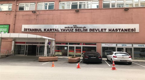 İstanbul'da Hastane İsyanı