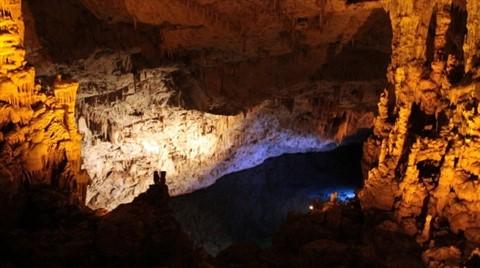 Gilindere Mağarası 10 Milyon Yıldır Yaşıyor