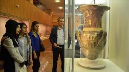 Arpın Anadolu Geçmişine Işık Tutan Vazo