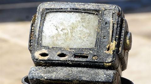 Denizden Televizyon Çıktı