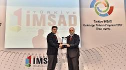 """""""Türkiye İMSAD Geleceğe Yatırım Ödülleri'"""" Sahiplerini Buldu"""