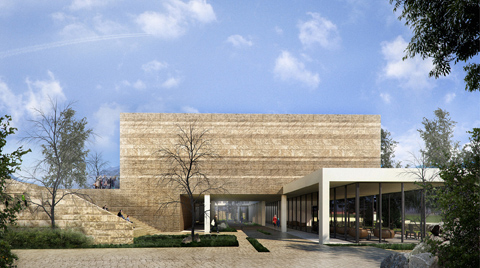 Ergün Mimarlık Oltu Müzesi'ne İmza Atıyor