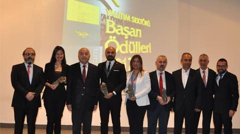 Yalıtım Sektörü Başarı Ödülleri ile Çatı ve Cephe Malzemeleri Ödülleri Sahiplerini Buldu