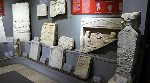 Müzedeki Eserler Trak Tarihine Işık Tutuyor