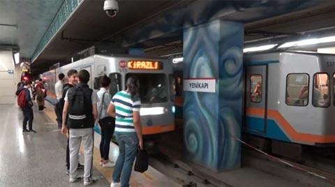 İstanbul'a Üçüncü Sürücüsüz Metro